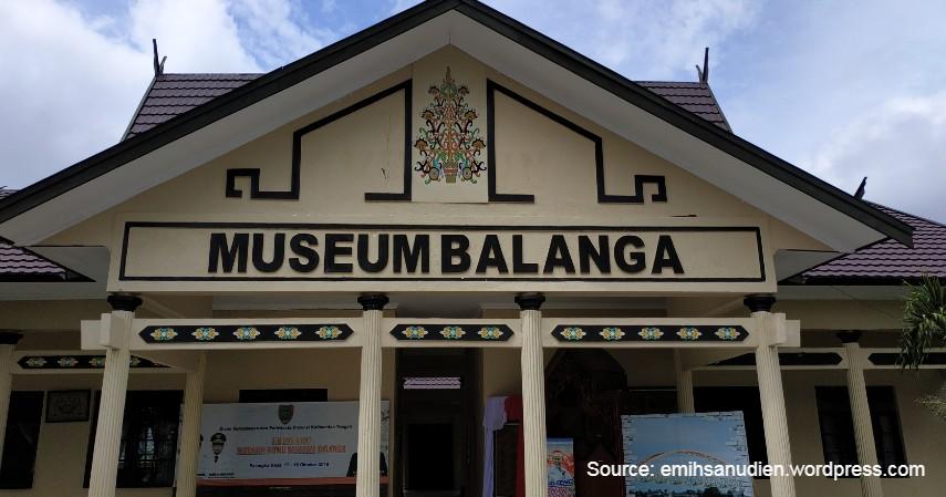 Museum Balanga - Menjelajah 8 Objek Wisata di Daerah Calon Ibu Kota Baru Indonesia