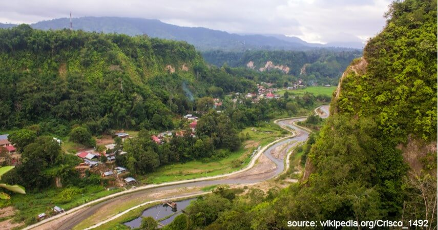 Ngarai Sianok - Intip 5 Wisata Kota Bukittinggi yang Pernah Jadi Ibu Kota Negara