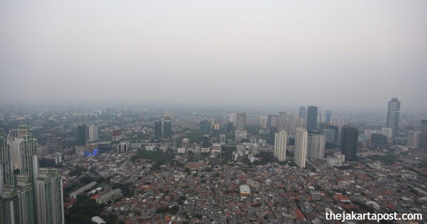 Penyebab Utama Polusi di Jakarta