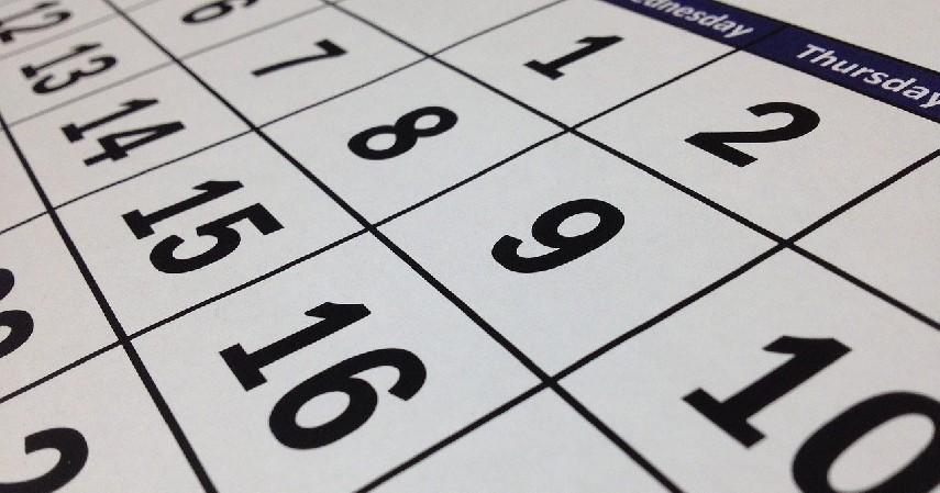Perhatikan tanggal kedaluwarsa - 5 Cara Setop Belanja Mubazir Bahan Makanan