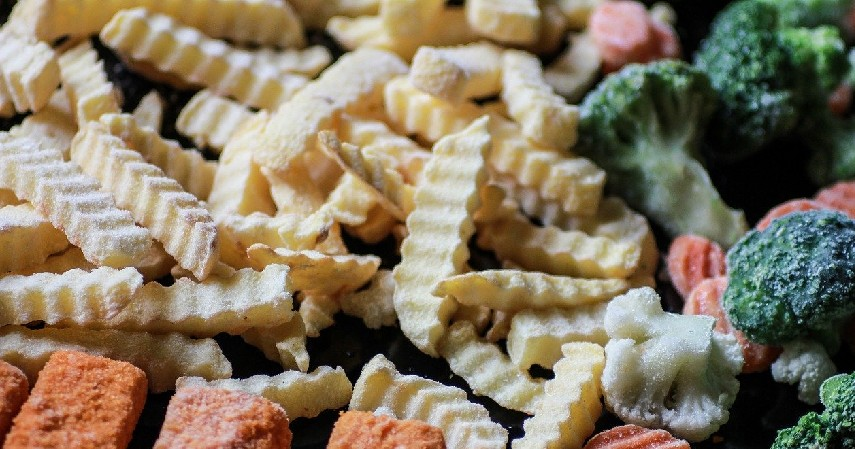 Pilih makanan beku - 5 Cara Setop Belanja Mubazir Bahan Makanan