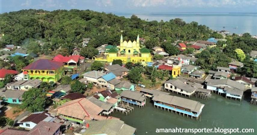 Pulau Penyengat - Wisata Alam di Bintan