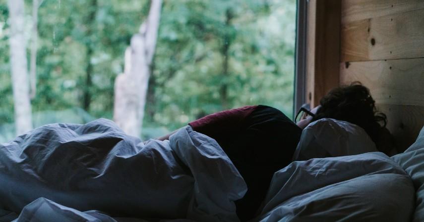 Tidur cukup - Tetap bugar bagi anak kos