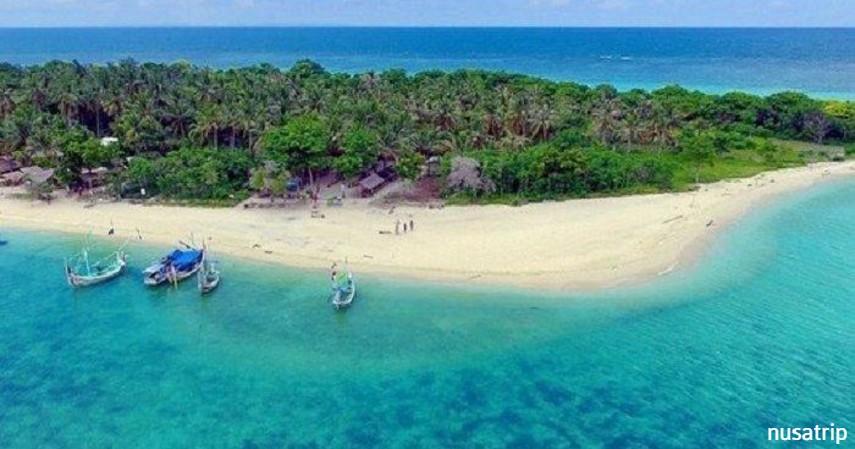 Tingkat kebisingan rendah - pulau gili iyang
