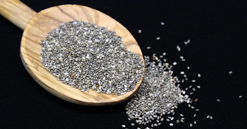 Chia seeds - Coba 8 ASI Booster Ini, Bisa Sampai Tumpah Lo!.jpg