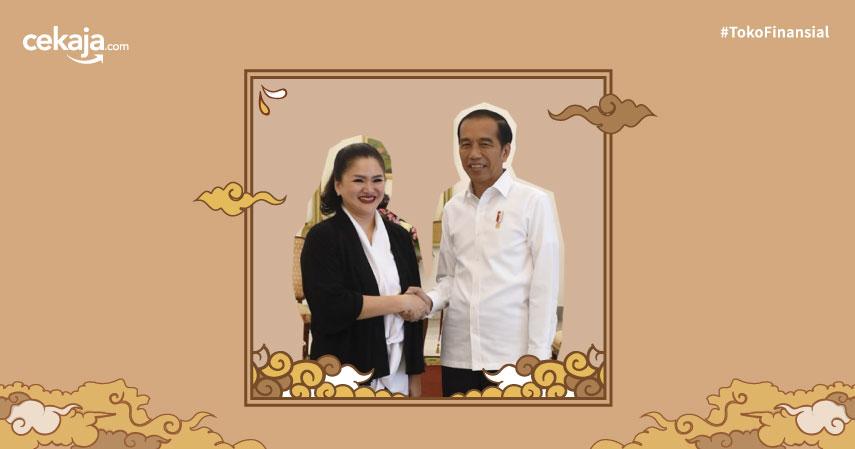 Moza Jokowi