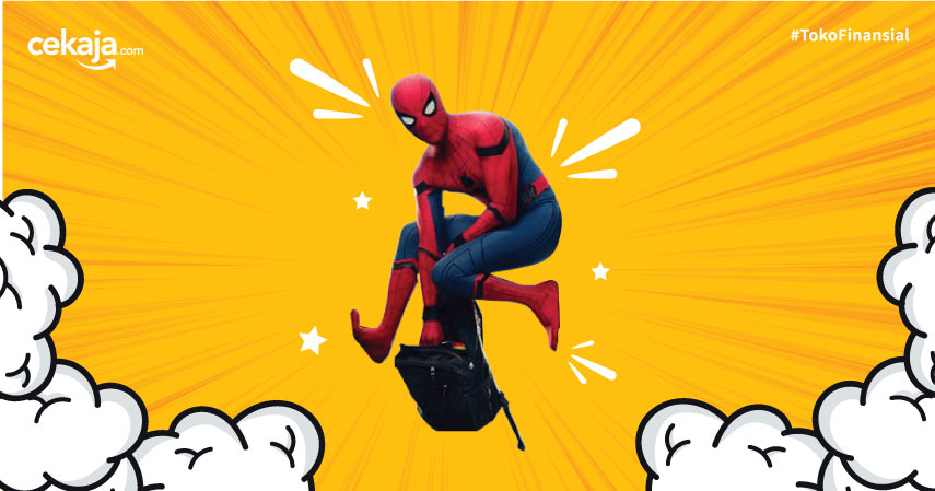 Spiderman Marvel Sony