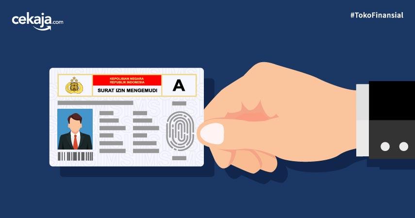 Smart SIM Surat Izin Mengemudi