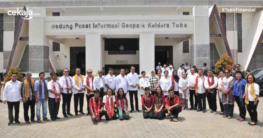 Tips Liburan di Geopark Kaldera Toba yang Diendorse Jokowi ke UNESCO