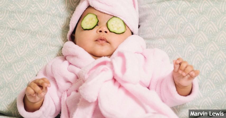 Kebutuhan bayi - bisnis tak pernah sepi