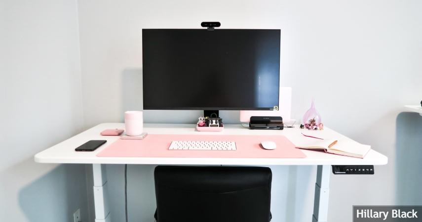 Meja kerja harus selalu bersih