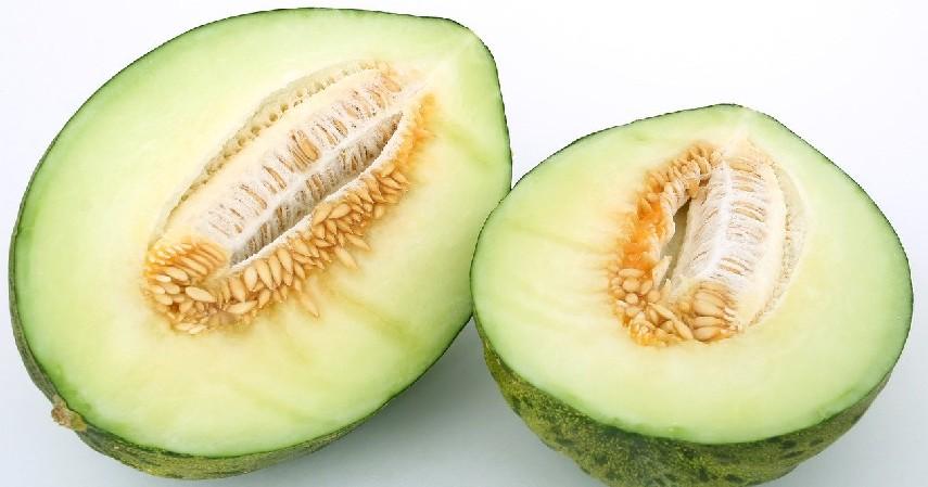 Melon - Pusing Habis Makan Kambing_ Konsumsi 5 Buah Penekan Kolesterol Ini