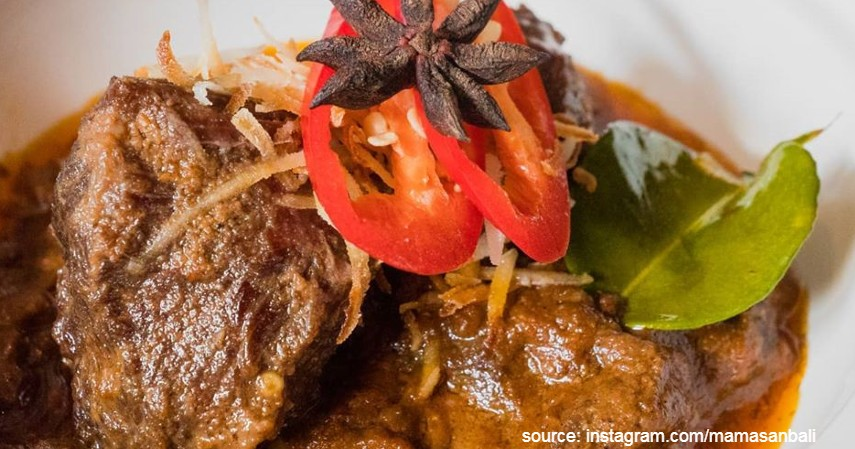 Rendang - Tips Memasak Beragam Resep Daging Kurban yang Dijamin Enak