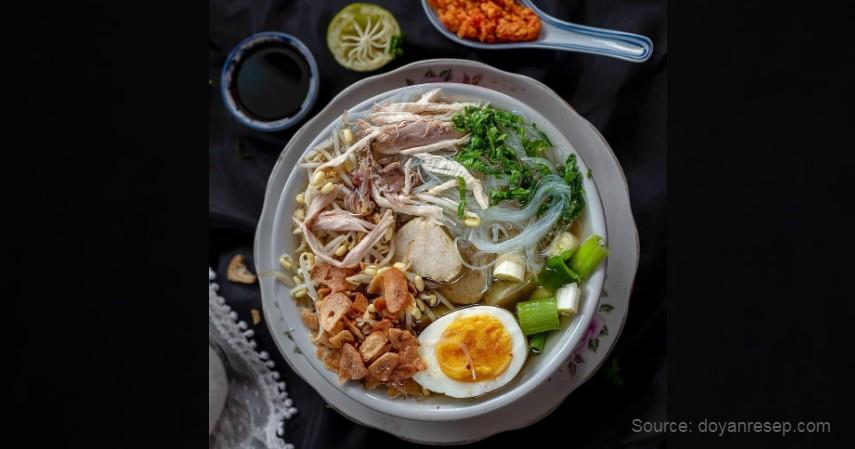 Soto - Daftar Bisnis Kuliner yang Terancam Sepi Saat Idul Adha