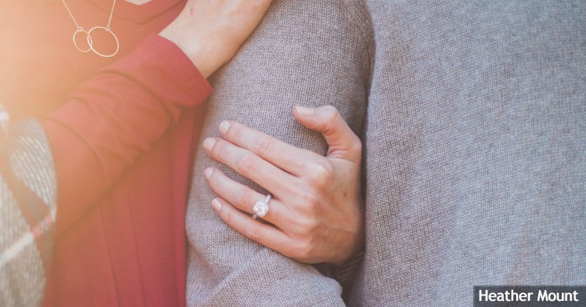 Berbagi beban dengan suami