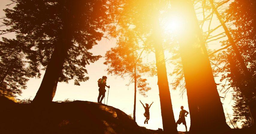 Bersikap aktif - Tips anti Mati Gaya Saat Open Trip