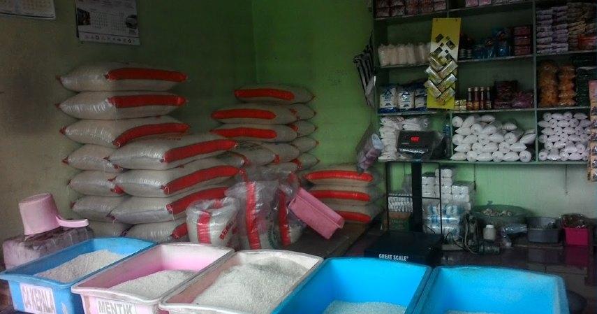 Bisnis beras dan gas