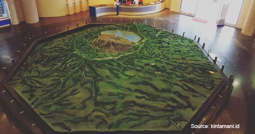 Geopark Batur - Mengenal Keindahan 4 Geopark Kebanggaan Indonesia