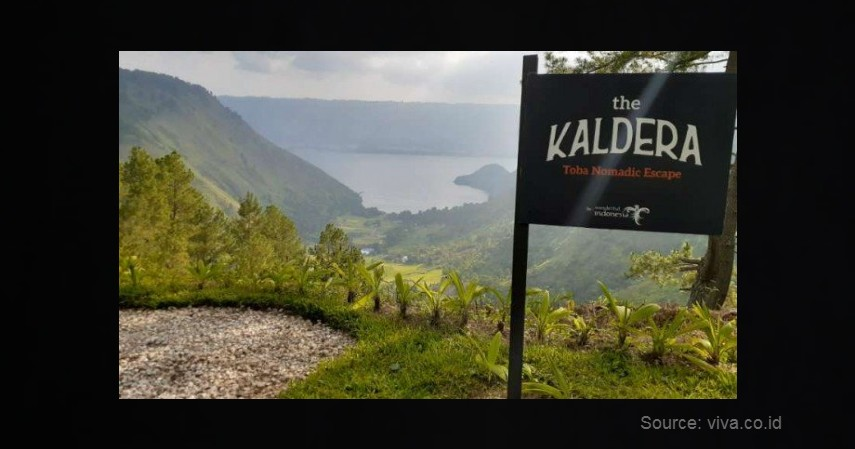 Geopark Kaldera Toba - Mengenal Keindahan 4 Geopark Kebanggaan Indonesia