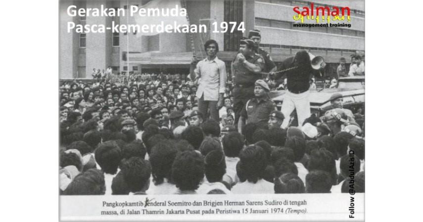 Gerakan mahasiswa tahun 1974