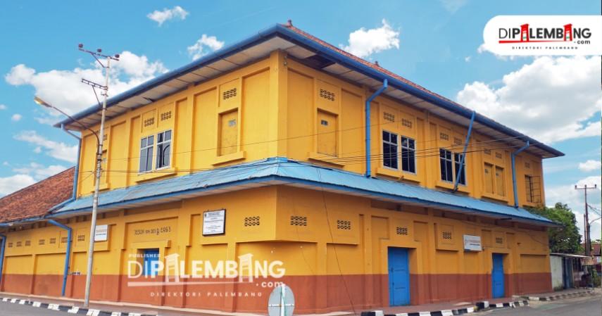 Kota Tua Palembang