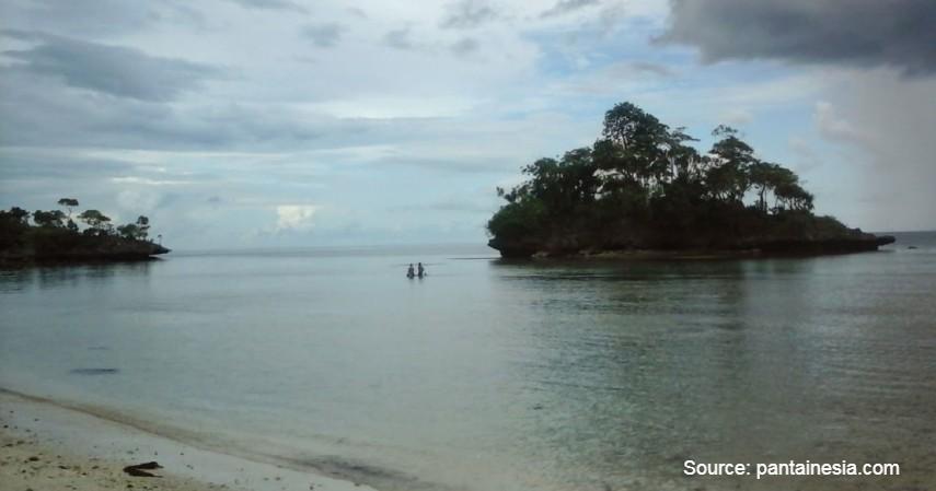 Pantai Baloiya - Pantai Terbaik untuk Menikmati Senja di Tanah Celebes