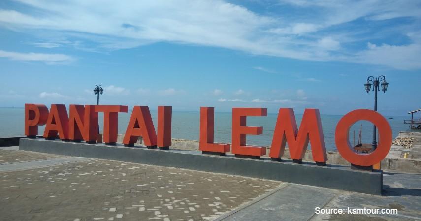 Pantai Lemo - Pantai Terbaik untuk Menikmati Senja di Tanah Celebes
