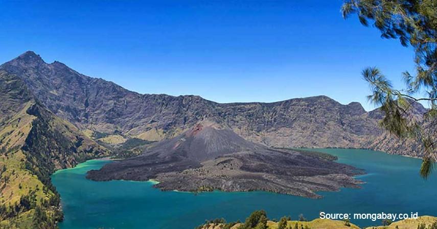 Rinjani UNESCO Global Geopark - Mengenal Keindahan 4 Geopark Kebanggaan Indonesia