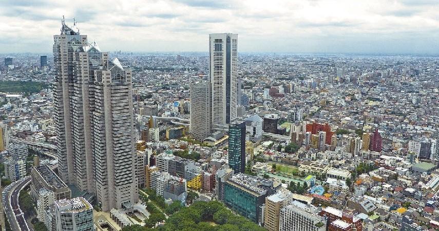Tokyo - 5 Destinasi Wisata Termahal di Asia Buat Crazy Rich Indonesia