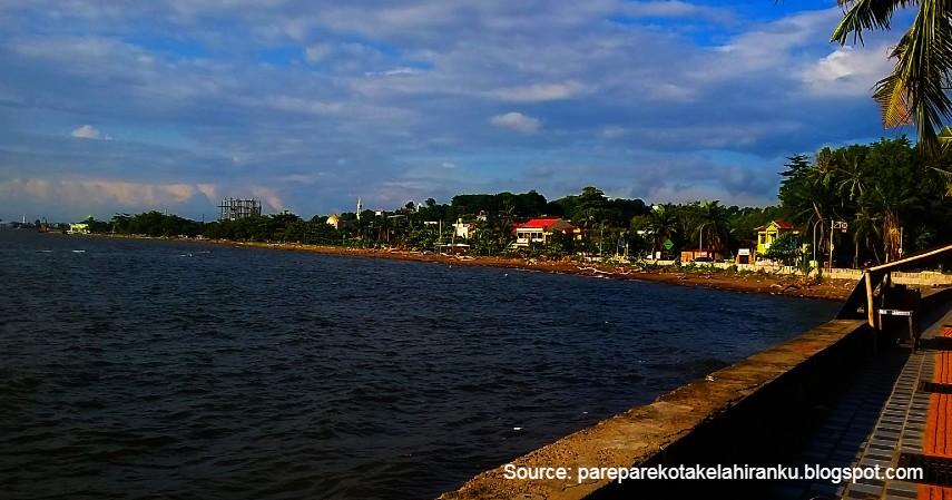 pantai Mattirotasi - Pantai Terbaik untuk Menikmati Senja di Tanah Celebes