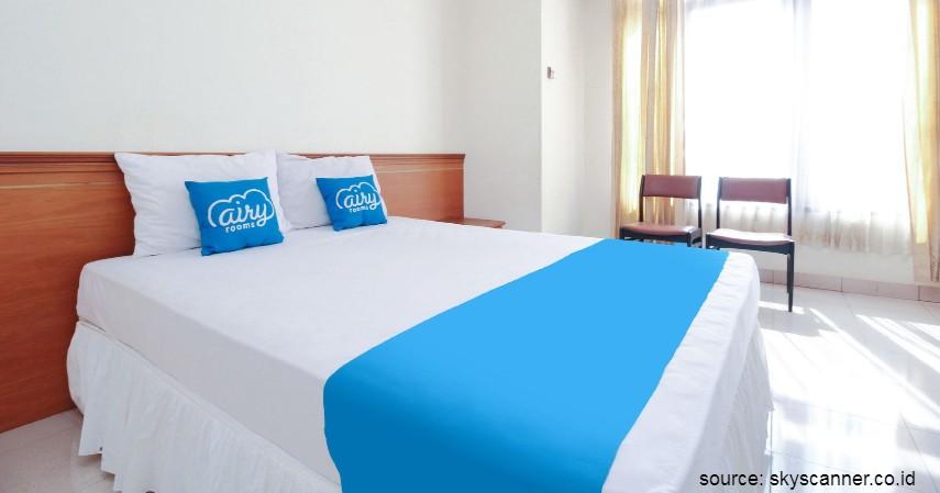 Airy Eco Syariah Bugis Pirus 30 - Pilihan Hotel Murah untuk Keluarga di Samarinda Mulai dari 90 ribuan