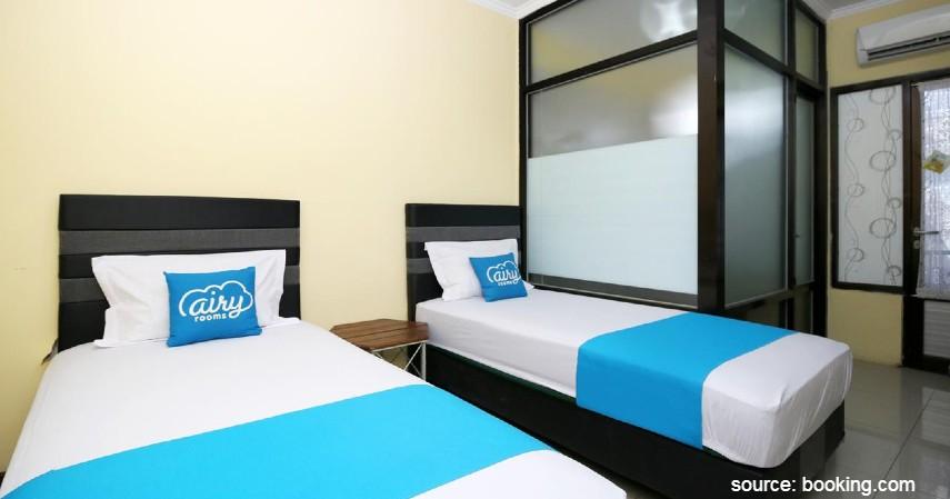 Airy Eco Syariah Pangeran Suryanata 157 - Pilihan Hotel Murah untuk Keluarga di Samarinda Mulai dari 90 ribuan