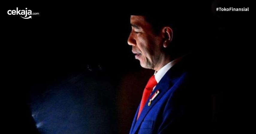 Kado Akhir Tahun, Jokowi Dinobatkan Sebagai Asian of The Year 2019!