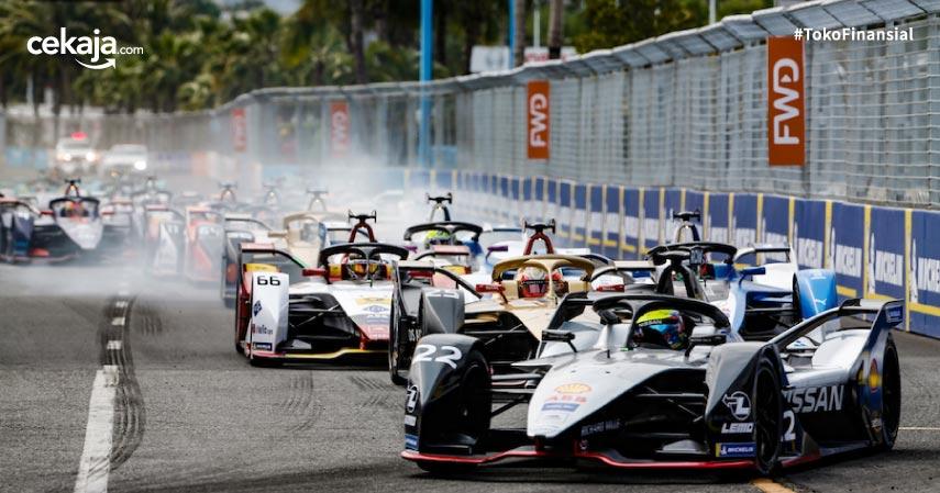 Menanti Kiprah Monas jadi Sirkuit Balap Formula E Tahun Depan