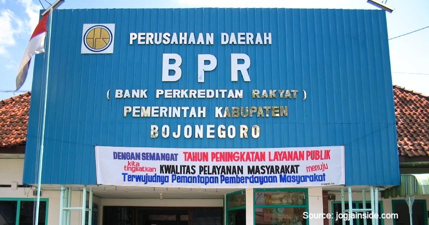 Bank Perkreditan Rakyat - Mengenal Fungsi Bank Secara Umum Beserta Jenis-Jenisnya (1)