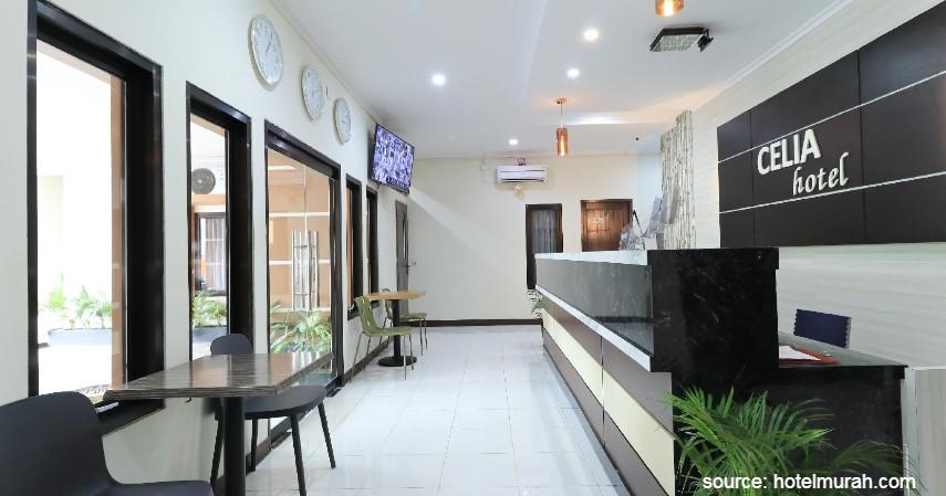 Celia Hotel - Pilihan Hotel Murah untuk Keluarga di Samarinda Mulai dari 90 ribuan