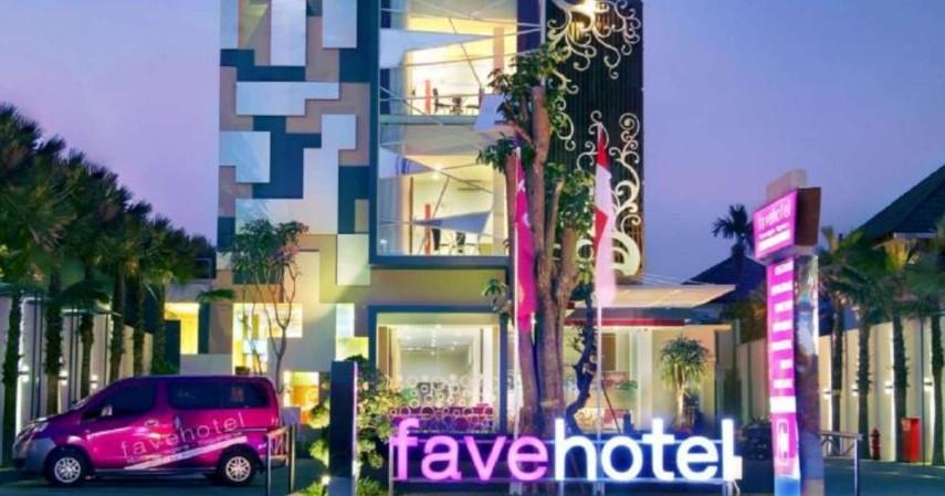 Fave Hotel Kotabaru - 5 Rekomendasi Hotel Murah Untuk Keluarga di Yogyakarta Dekat Malioboro