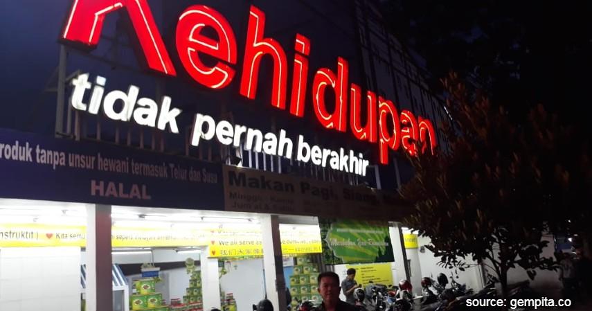 Kehidupan tidak pernah berakhir - Tempat Wisata Kuliner Enak di Semarang Harga Murah Paling Recomended