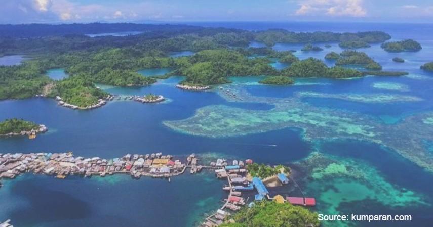 Kepulauan Togean - Menikmati Jalan-jalan Seru ke Palu