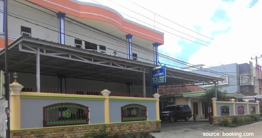 Losmen Ibu Hj Tarjo - Rekomendasi Hotel Murah di Kota Palembang Buat Liburan Bareng Keluarga