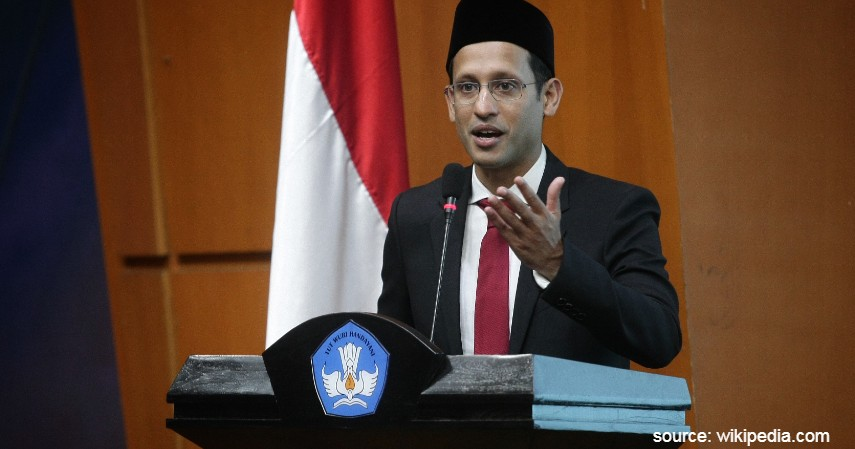 Nadiem Makarim - Kabinet Indonesia Maju 3 Pengusaha yang Rela Lepas Jabatan CEO