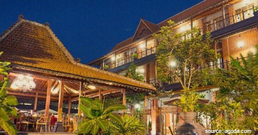 Omah Sinten Heritage Hotel - Ini Hotel Murah untuk Keluarga di Solo Dijamin Gak Bikin Kantong Jebol