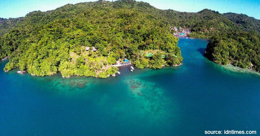 Pulau lembeh - Menjelajah Keindahan Manado yang Bikin Meneer Jatuh Hati