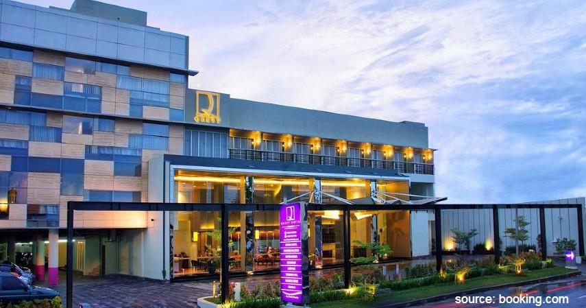 Quest Hotel Semarang - Deretan Hotel Murah untuk Keluarga di Semarang Mulai Rp100 ribuan