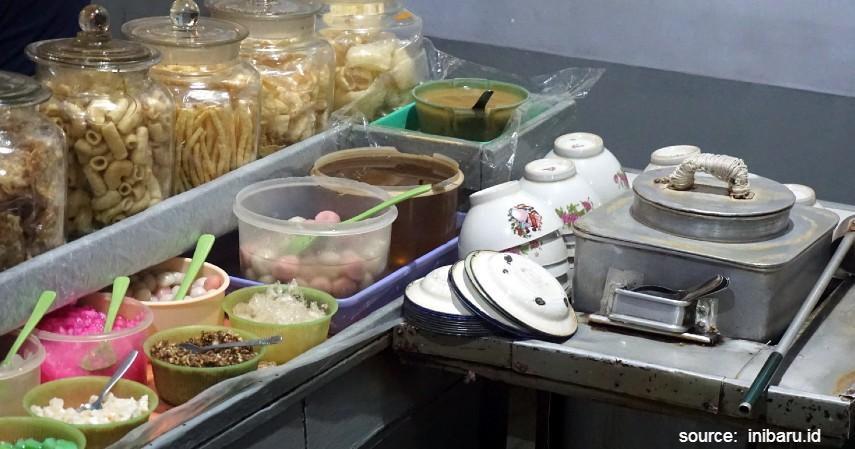 Ronde Sekoteng Jago Salatiga - Wisata Kuliner Enak dan Murah di Kota Salatiga Favorit Para Traveller