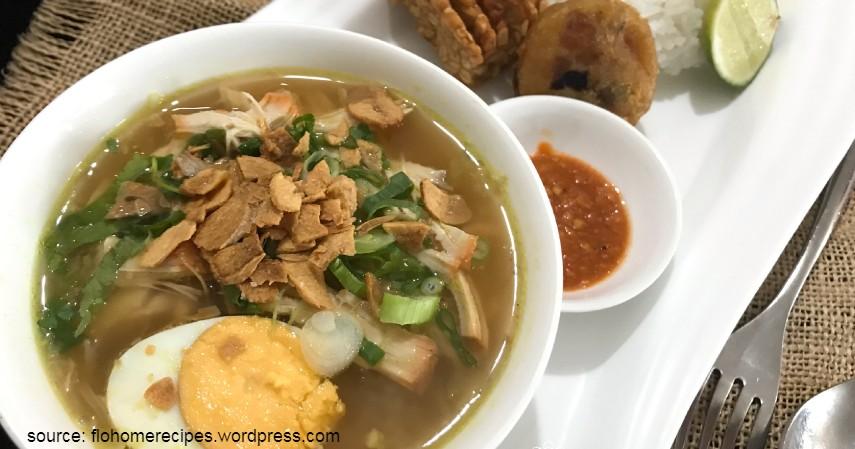Soto Bangkong Semarang - Tempat Wisata Kuliner Enak di Semarang Harga Murah Paling Recomended