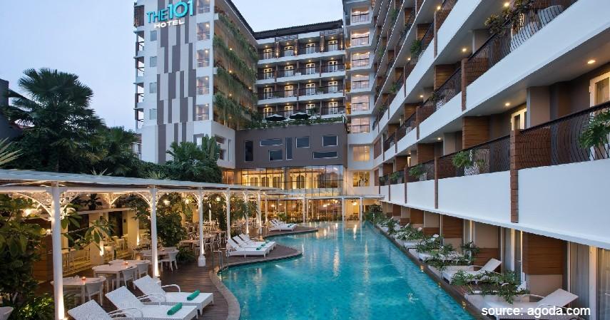 The 101 Yogyakarta Tugu Hotel - 5 Rekomendasi Hotel Murah Untuk Keluarga di Yogyakarta Dekat Malioboro