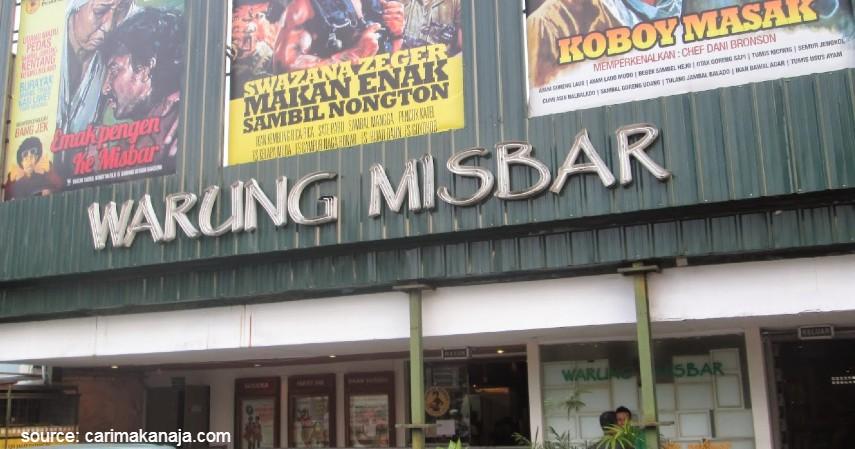 Warung Misbar - Tempat Wisata Kuliner Enak di Semarang Harga Murah Paling Recomended