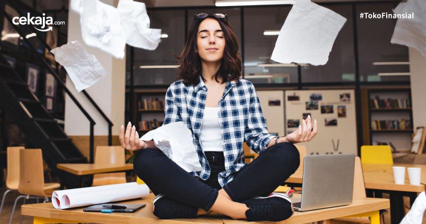 Meditasi Yuk, Ini Manfaatnya Buat Pikiran dan Tubuh