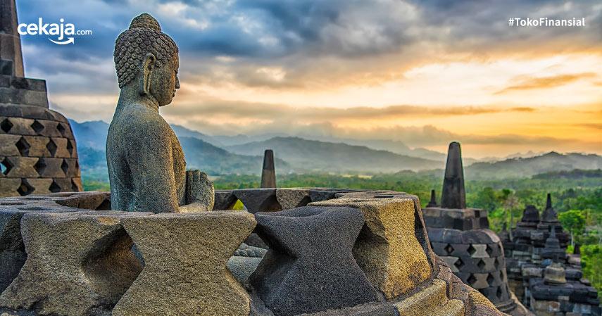 Wisata Candi Borobudur, Salah Satu Warisan Dunia Kebanggaan Indonesia